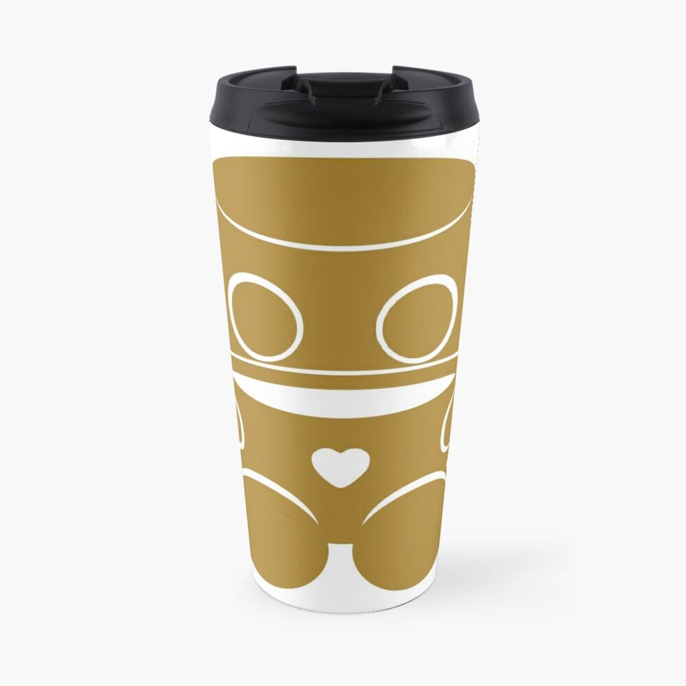Tea & Story Time with the O'BOTs 2.0 Travel Mug