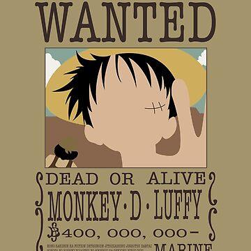 Monkey D Luffy by Pathos