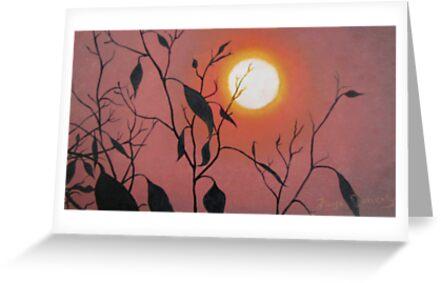 Bushfire sky by FayeDoherty