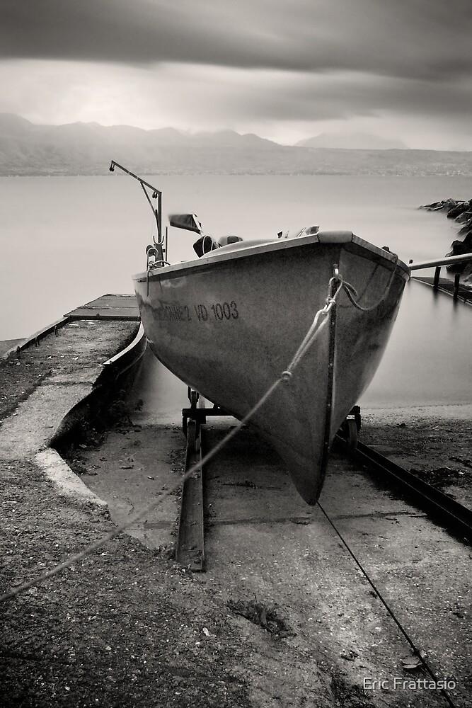 Boat by Eric Frattasio
