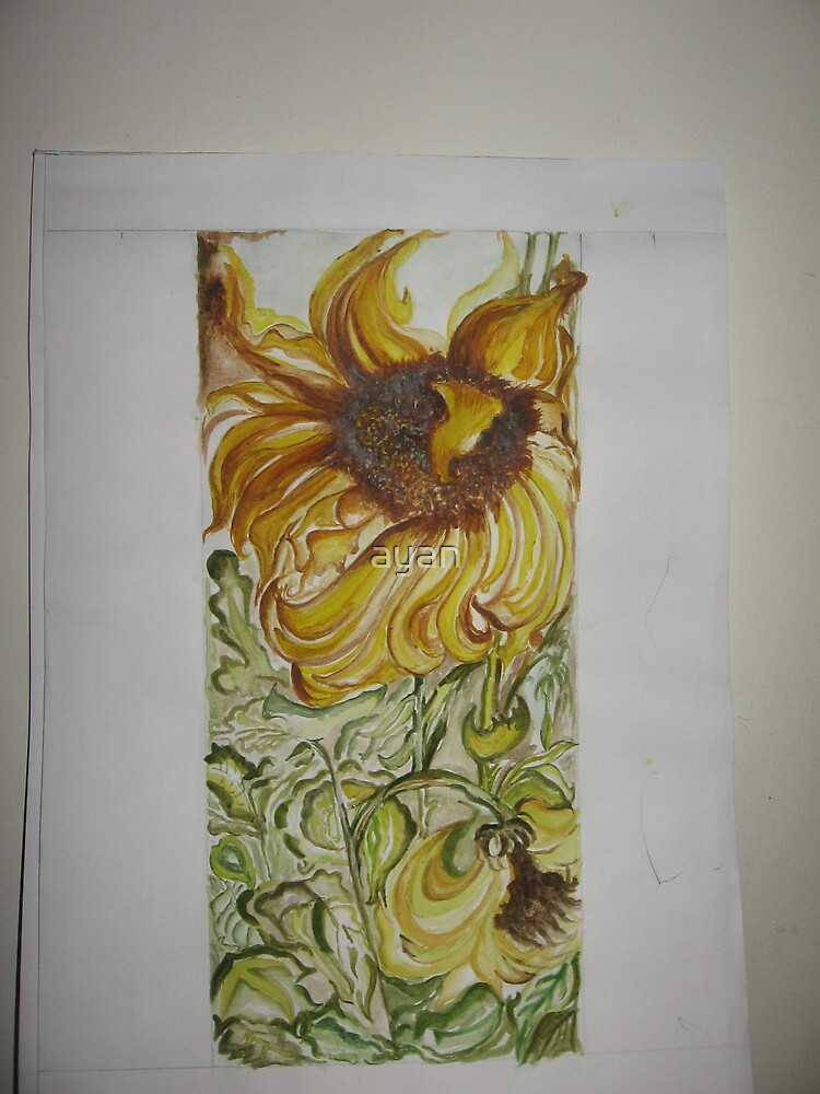 card Size17x36 cm by ayan