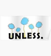 UNLESS Poster