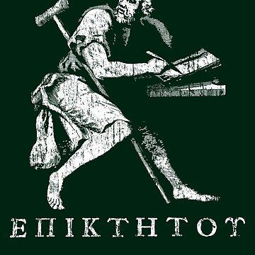 Epictetus by mellamomateo