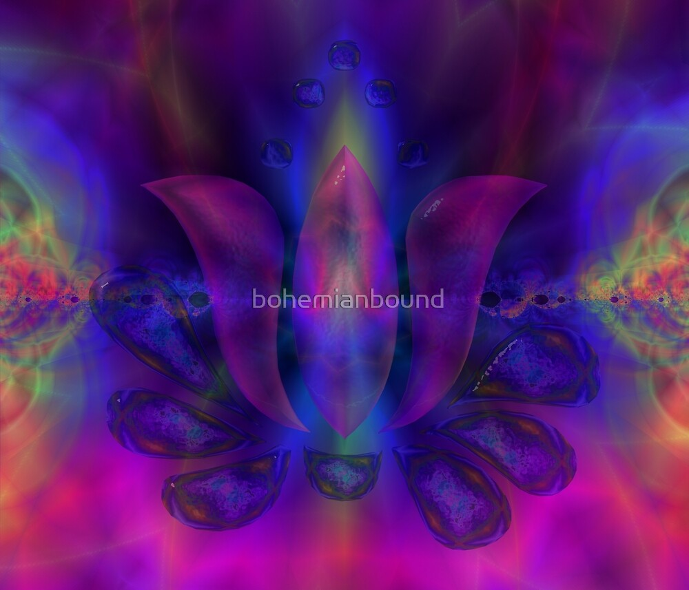 Born of Lotus by bohemianbound