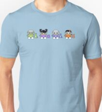 Tea & Story Time is a Family Affair: The Yo O'BABYBOT Toy Robots 1.0 T-Shirt