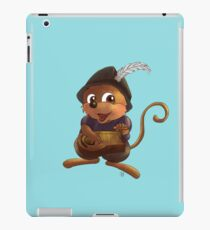 Alfred Plays the Zither iPad Case/Skin