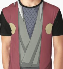 Jiraiya Clothes Graphic T-Shirt