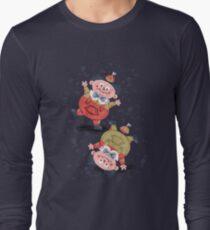 Tweedledum & Tweedledee - Alice in Wonderland Long Sleeve T-Shirt