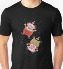 Tweedledum & Tweedledee - Alice in Wonderland Unisex T-Shirt