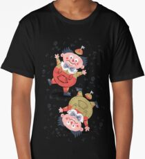 Tweedledum & Tweedledee - Alice in Wonderland Long T-Shirt