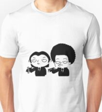 Stewie and Ralo - pulp fiction T-Shirt