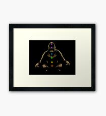 Ape Ascending Framed Print