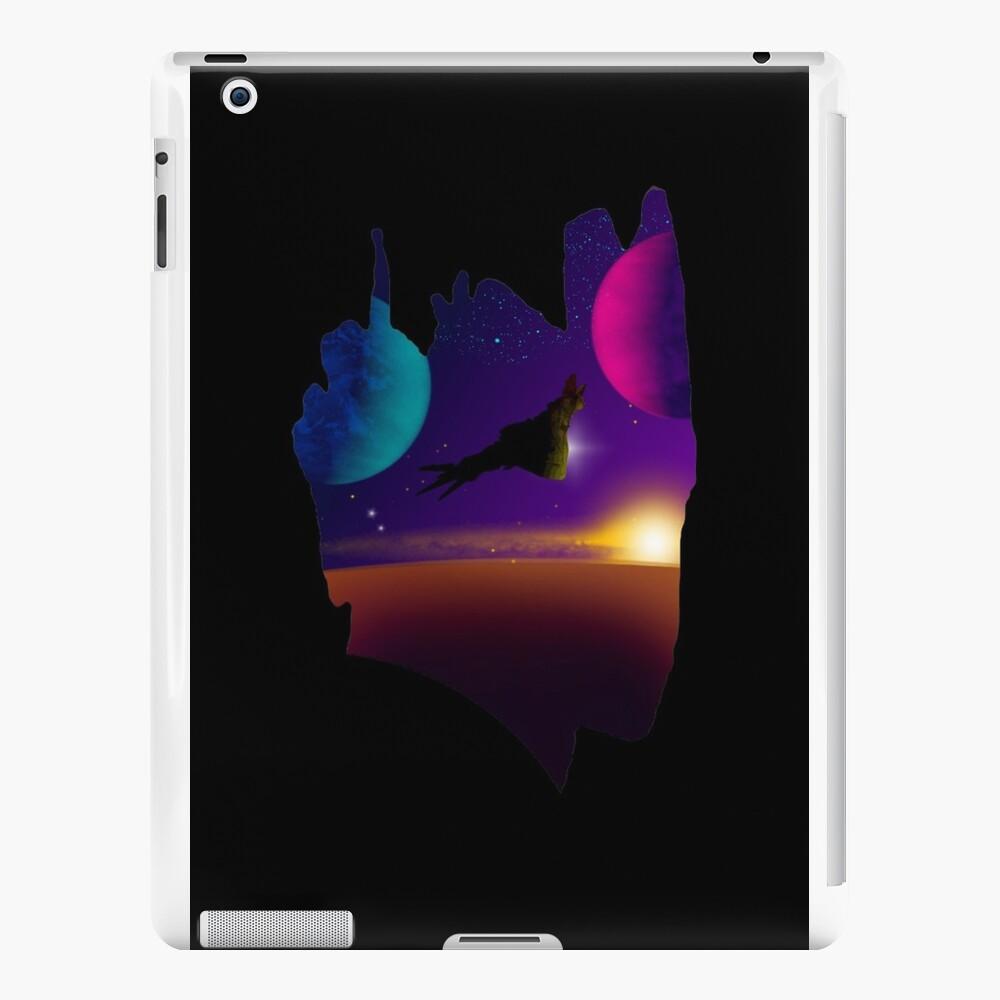 Galaktisch... iPad-Hüllen & Klebefolien