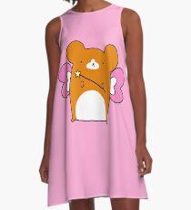 Fairy Hamster  A-Line Dress