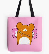 Fairy Hamster  Tote Bag