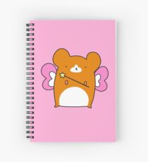Fairy Hamster  Spiral Notebook