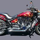 roadstar warrior custom by angel7sin7