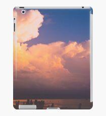 Summer Beach Day Sunset iPad Case/Skin