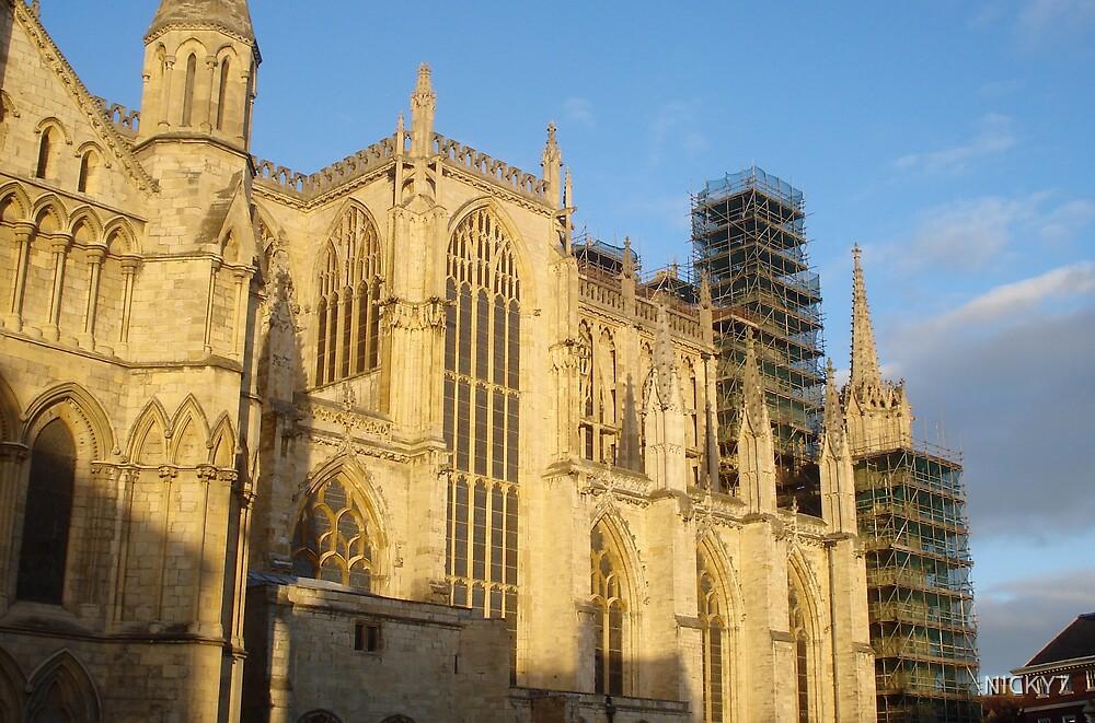 York Minster  by NICKY7