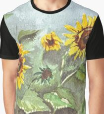 Sunshine in the rain Graphic T-Shirt
