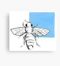bee- original  Canvas Print