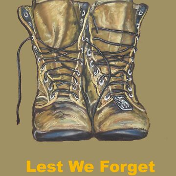 Lest We Forget by pixie76