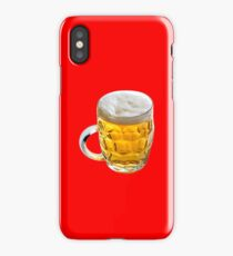 BEER (SIZE MATTERS) 2 iPhone Case/Skin