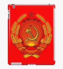 Ukrainian SSR iPad Case/Skin