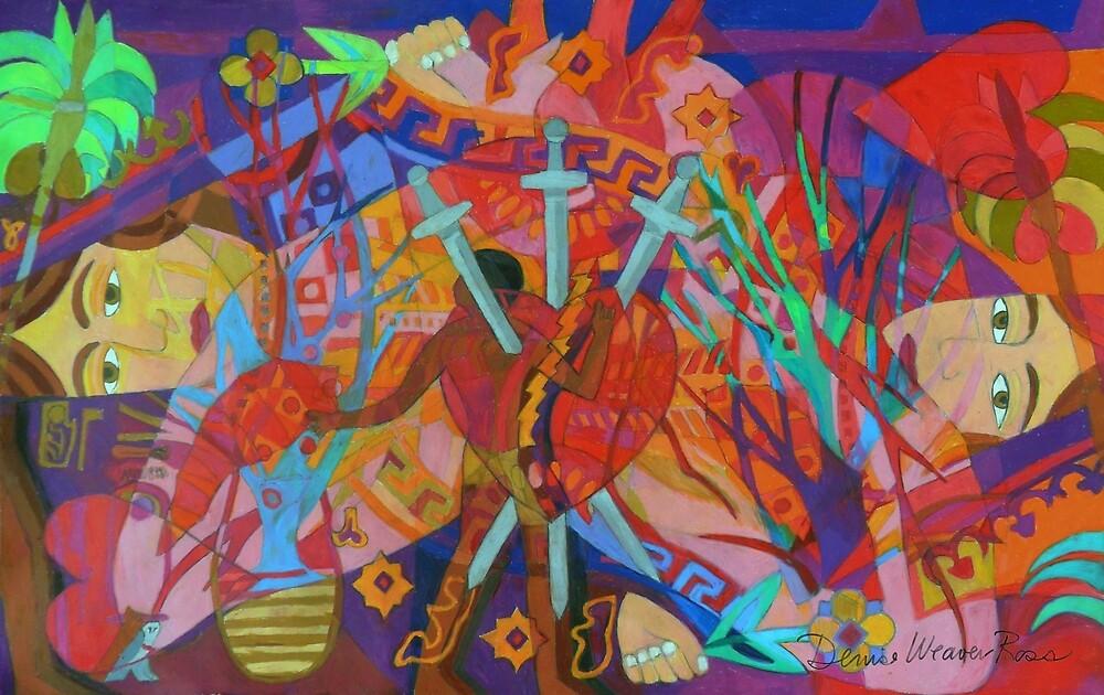 Queen of Heart Transplants by Denise Weaver Ross
