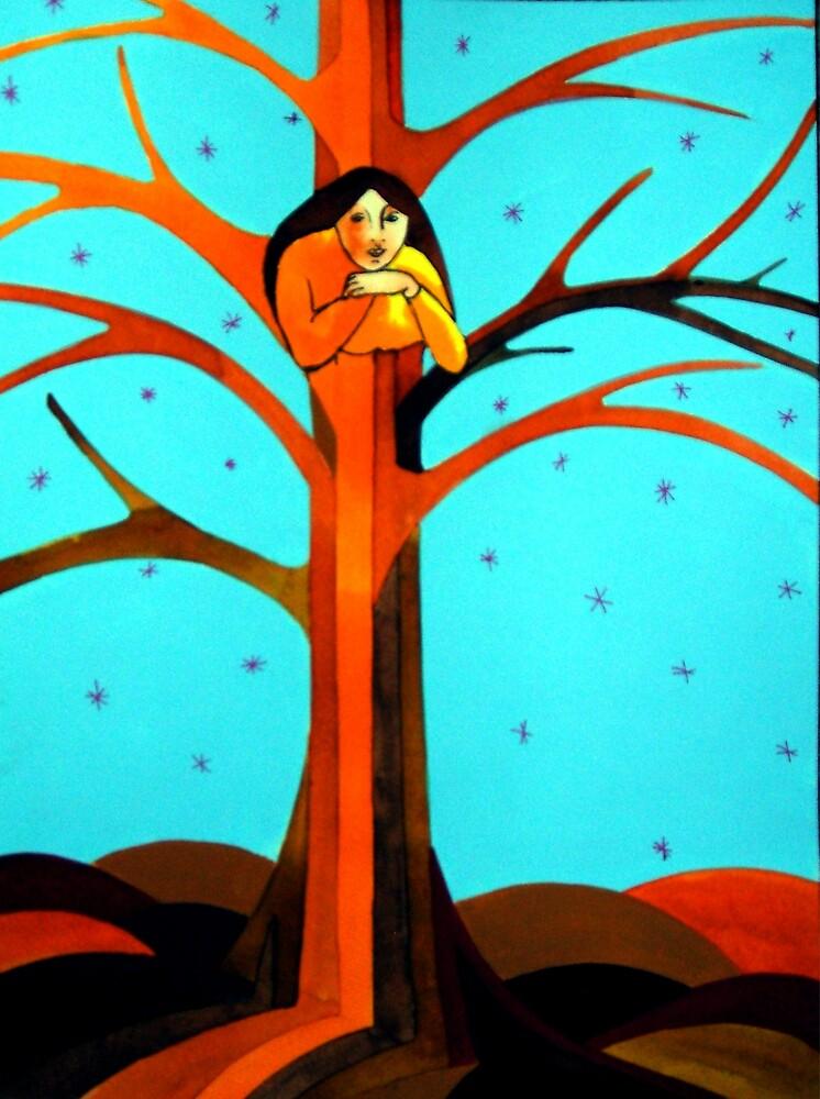 Mother's Strength by Jamie Winter-Schira