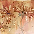 Coffee Daisies by Maree Clarkson