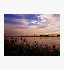 River trent  Photographic Print