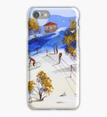 A letter to you iPhone Case/Skin