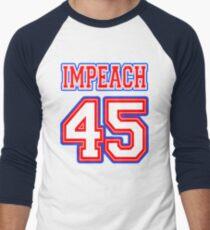 Impeach 45 Men's Baseball ¾ T-Shirt