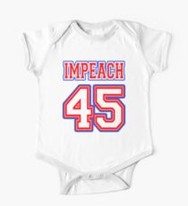 Impeach 45 Kids Clothes