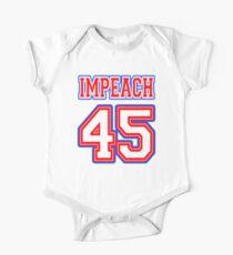 Impeach 45 Bodies - Manches courtes