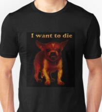 death dog Unisex T-Shirt