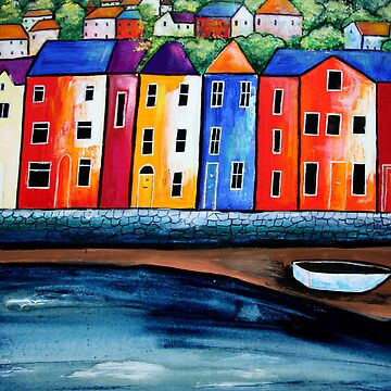 Impressions of Dartmouth harbour 2 by huess