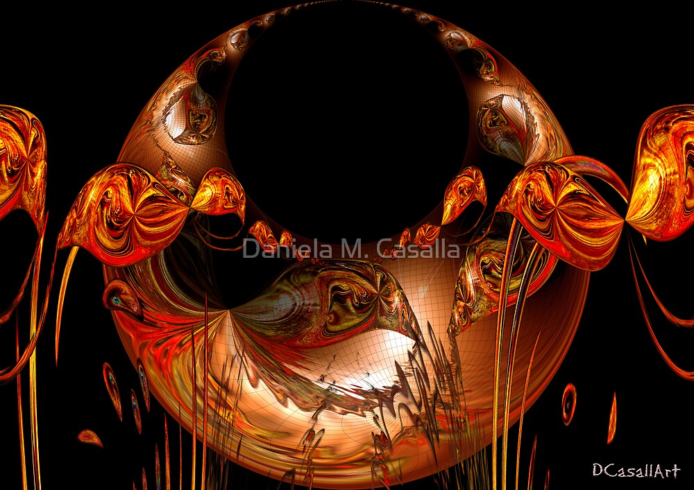 Abstract I by Daniela M. Casalla