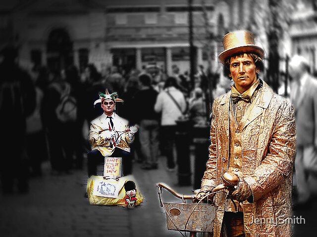 golden gent by JennySmith