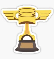 Piston Cup - Cars 3 Sticker