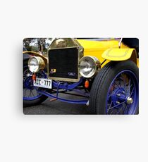 Ford T, 1915  Canvas Print