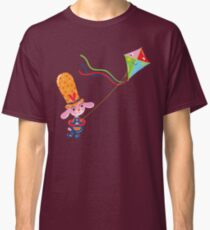 Bunny with Kite Classic T-Shirt