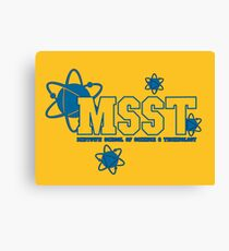 Midtown School of Science & Technology Canvas Print