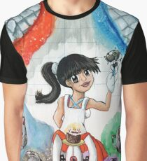 Chell and Friends Graphic T-Shirt
