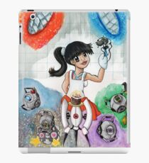Chell and Friends iPad Case/Skin