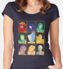 Legend of Dragoon  Women's Fitted Scoop T-Shirt