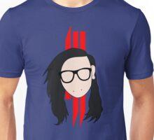Skrillex - Minimal Unisex T-Shirt