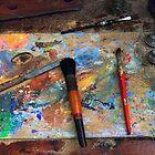 Painter's Palette by Jessica Jenney