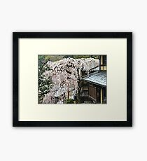 Japan - Kyoto Framed Print